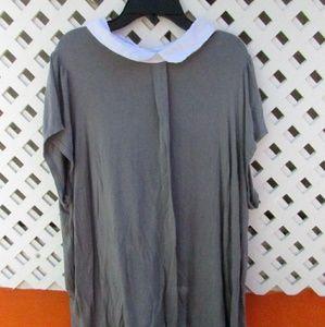 Modcloth peter pan collar shirt